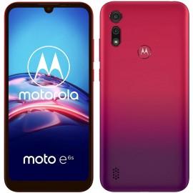 Motorola Moto E6s Plus 4GB/64GB Dual SIM, Červený - SK Distribúcia