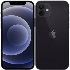 Apple iPhone 12 mini 128 GB - Black - Čierny, SK (MGE43CN/A)