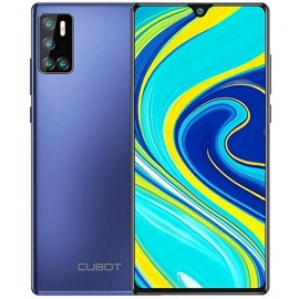 CUBOT J9, 2/16GB Modrý