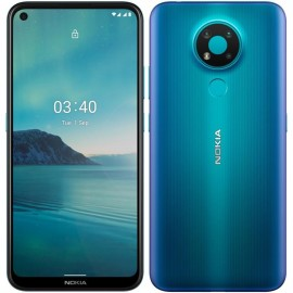 Nokia 3.4 3GB/64GB Dual SIM, Modrý