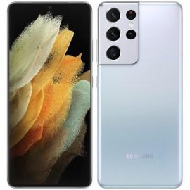 Samsung Galaxy S21 Ultra 5G G998B 12GB/128GB, Strieborný -SK