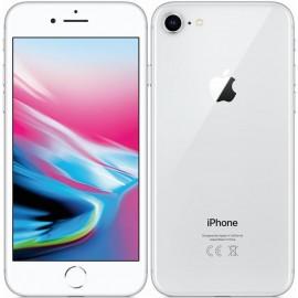 Apple iPhone 8, 256GB | Silver, Trieda A - použité, záruka 12 mesiacov