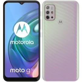 Motorola Moto G10 4GB/64GB Dual SIM, Biela perleťová