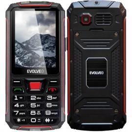 Evolveo StrongPhone Z4 čierno/červený (SGP-Z4-B) - SK