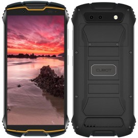 CUBOT King Kong Mini 2  3GB/32GB, Čiernooranžový, - SK Distribúcia