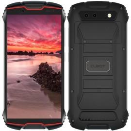 CUBOT King Kong Mini 2 3GB/32GB, Čiernočervený, - SK Distribúcia