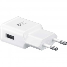 Samsung adaptér Fast Charging 15W, biela, bez kábla