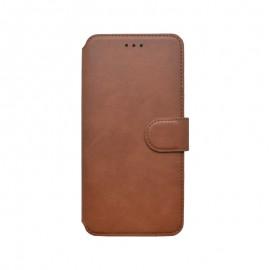 Xiaomi Redmi 9 hnedá bočná knižka, 2020