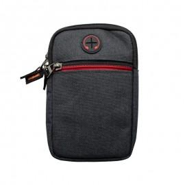 Univerzálna Čierna 5.5' športová kapsa