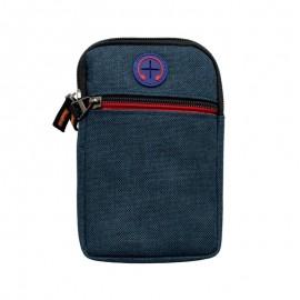 Univerzálna Modrá 5.5' športová kapsa