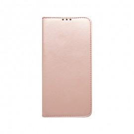 Huawei P40 Lite E medená bočná knižka, Smart