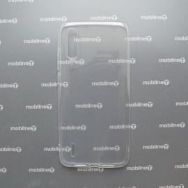 Silikónové puzdro Xiaomi Mi 9 Lite priehľadné, nelepivé