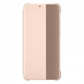 Knižkové puzdro Huawei P20 Emily View Pink Flip Cover