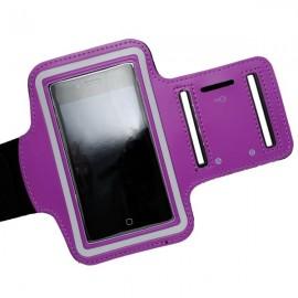 Športové puzdro na rameno ML fialové