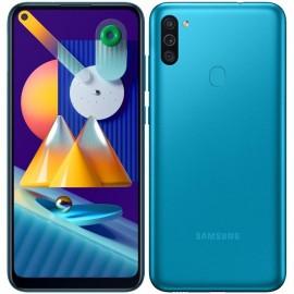 Samsung Galaxy M11 3GB/32GB M115F Dual SIM, - Modrá - SK