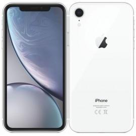 Apple iPhone XR, 64GB | White, Trieda A - použité, záruka 12 mesiacov