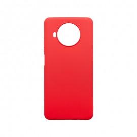Xiaomi Mi 10T Lite červené gumené puzdro, matné