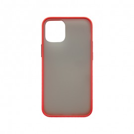 iPhone 12 červené Plastové puzdro, Season