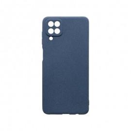 mobilNET silikónové puzdro Soft Samsung Galaxy A12 modré