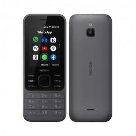 Nokia 6300 Dual Sim, Čierny - SK Distribúcia