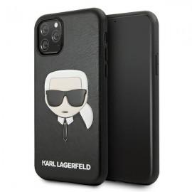 Karl Lagerfeld puzdro na iPhone 11 Pro Max, KLHCN65KHBK
