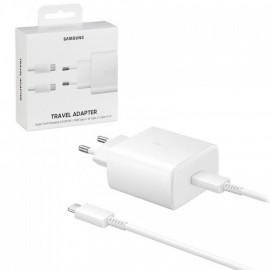 Samsung nabíjačka Super Fast Charging 45W, biela, EP-TA845XW