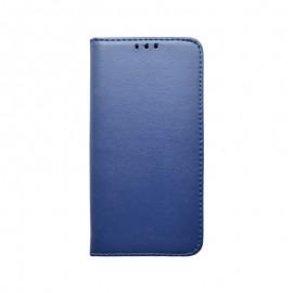 Knižkové puzdro Smart Samsung Galaxy A20e tmavomodré