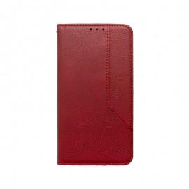 iPhone 12 Max Pro hnedé magnetické knižkové puzdro
