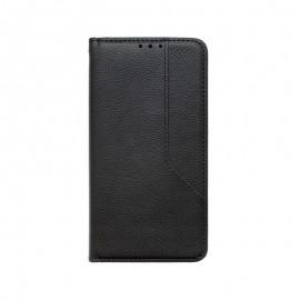 iPhone 12 mini čierne magnetické knižkové puzdro