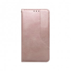 iPhone 12 mini ružové magnetické knižkové puzdro