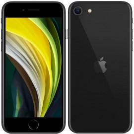 Apple iPhone SE 2020, 128GB | Čierny, Trieda A - použité, záruka 12 mesiacov