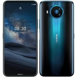 Nokia 8.3 5G 8/128 GB, Dual SIM ,modrá