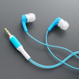 mobilNET slúchadlá 3.5mm jack, modré