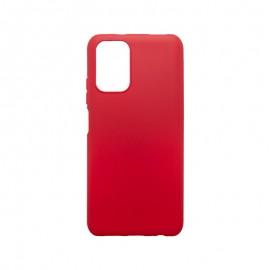 mobilNET silikónové puzdro červené, Xiaomi Note 10S, Pudding