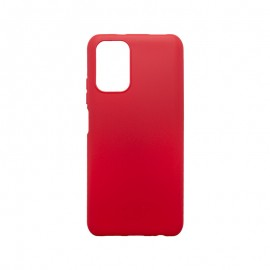 mobilNET silikónové puzdro červené, Xiaomi Note 10, Pudding