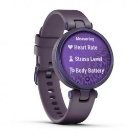 GARMIN LILY, Sport, Midnight Orchid/Deep Orchid, Silicone