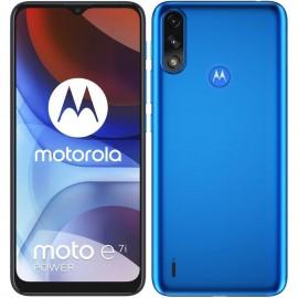 Motorola Moto E7i Power modrý