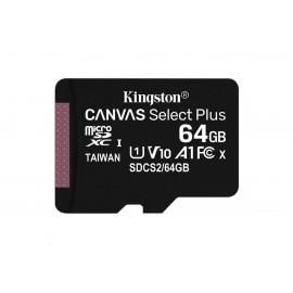 Pamäťová karta micro USB 64GB 100MB/s Kingston