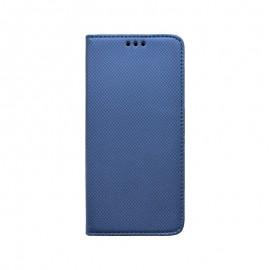 mobilNET knižkové puzdro Xiaomi Redmi 9T tmavo modrá Magnet