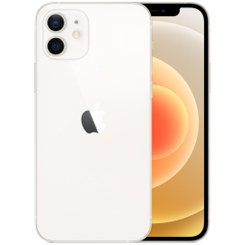 Apple iPhone 12 64 GB - Biely