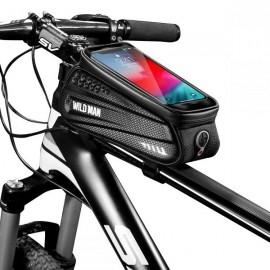 Wildman veľkosť L ES3, Držiak / Puzdro na bicykel, čierny