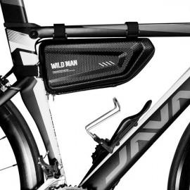 Wildman veľkosť L E4, Držiak / Puzdro na bicykel, čierny