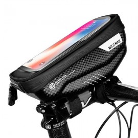 Wildman veľkosť S E1, Držiak / Puzdro na bicykel, čierny