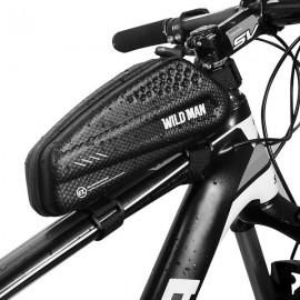 Wildman veľkosť EX, Držiak / Puzdro na bicykel, čierny