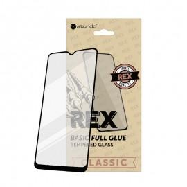 Sturdo Rex Classic ochranné sklo Full Glue Samsung Galaxy A32, čierne