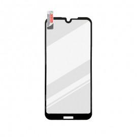 Nokia 2.4 FULL GLUE 0.33mm, Q sklo, čierna