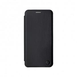 mobilNET knižkové puzdro Motorola G100, čierna Lichi