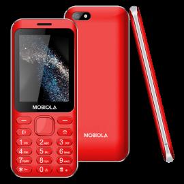 Mobiola MB3200 Červený DS SK Distribúcia