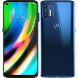 Motorola Moto G9 Plus, 6/128GB 64Mpx modrý, SK Distribúcia