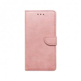 mobilNET knižkové puzdro Samsung Galaxy A22 5G, ružová, Merlin